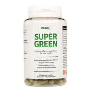 SuperGreen purk